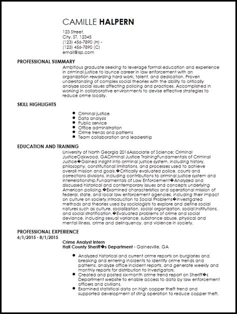 State police resume Quality Resumes law enforcement sample resume resume security sample creative security  sample resume full size