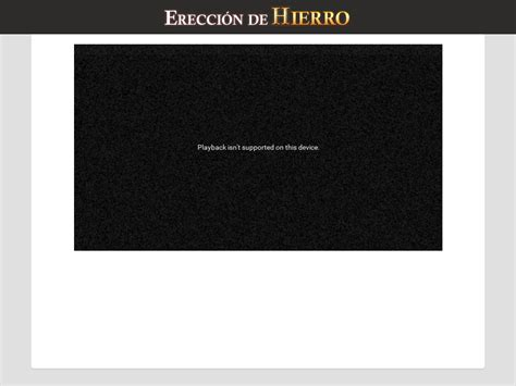 [click]ereccion - Ereccion De Hierro  La Sorpresa Del 2017 .