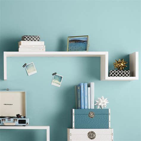 Erica S-Shaped Floating Shelf