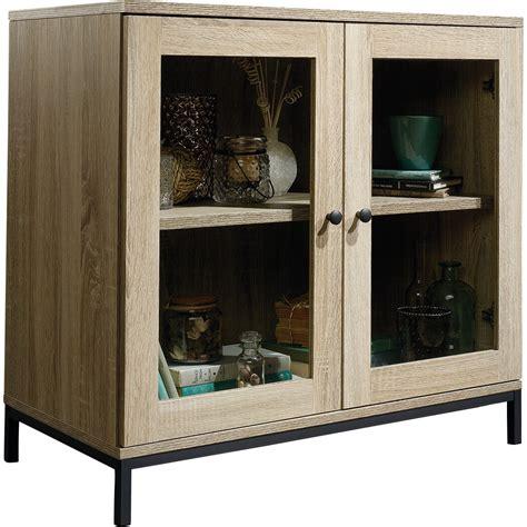 Ermont 2 Door Display Cabinet