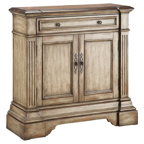 Estate Classics 1 Drawer Narrow Accent Cabinet