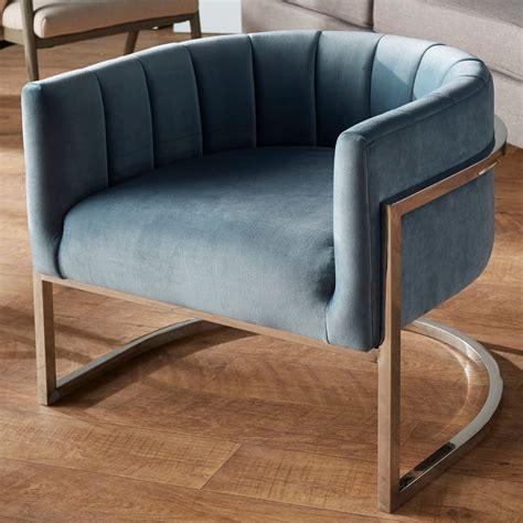 Estevao Barrel Chair