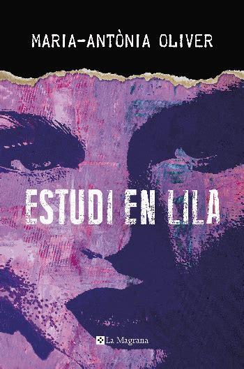 Read Books Estudi en lila Online