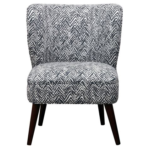 Ethan Curved Back Slipper Chair