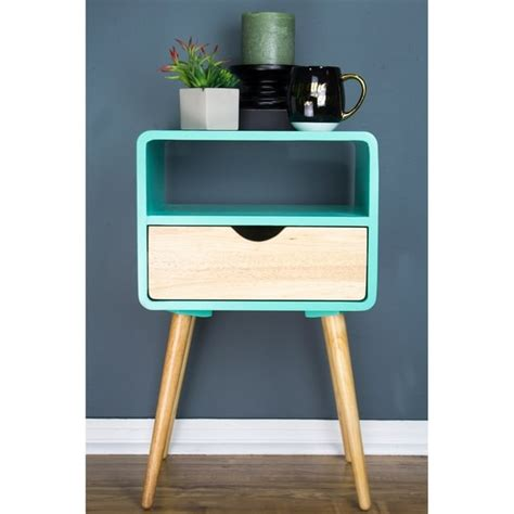 Euro 1 Drawer End Table