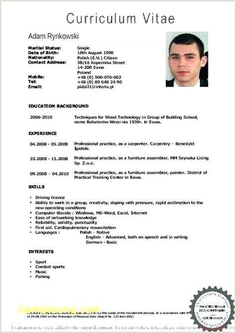 Europass Cv Xml Format Xml Cv Resume Europass Cv Xml Format Standard Resume Format For Doctor