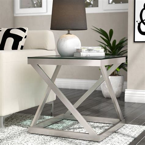 Evadne End Table