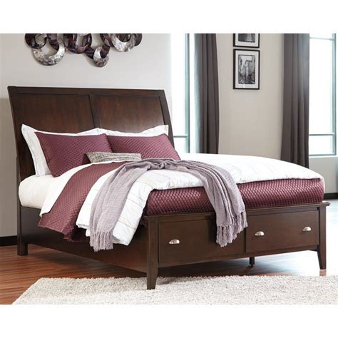 Evanburg Sleigh Headboard by Signature Design by Ashley