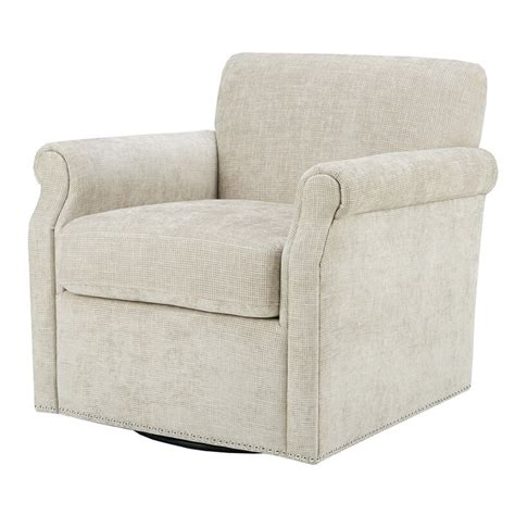 Evans Swivel Armchair