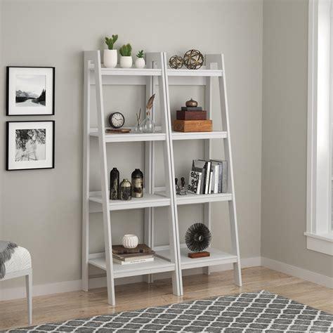Evart Ladder Bookcase