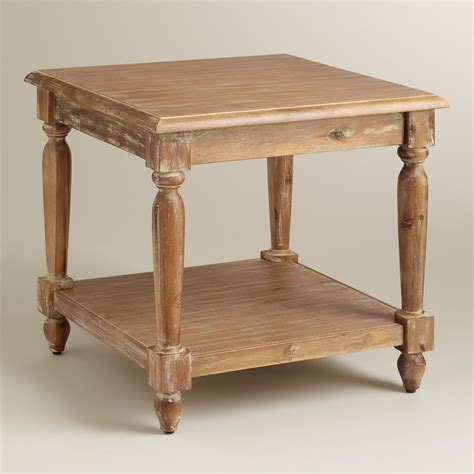 Everett Studio End Table