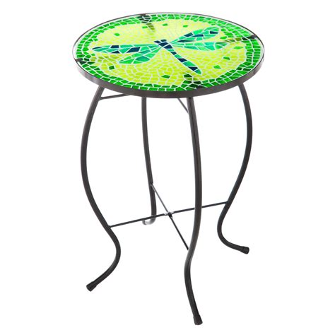 Evergreen End Table