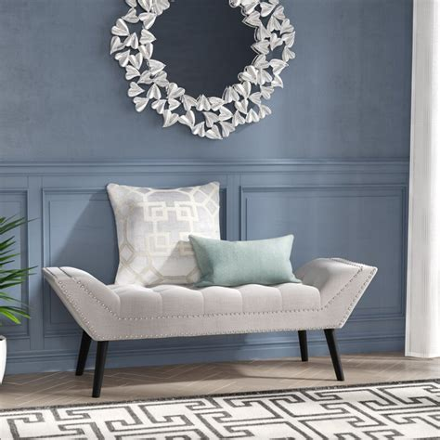 Evgeniya Upholstered Bench