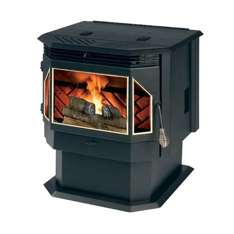 Evolution Direct Vent Wood Pellets Stove