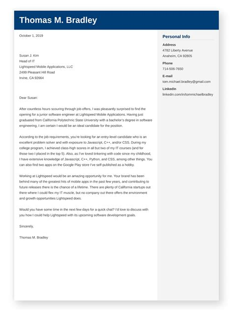example cover letter pharmacist writing your job application letter example and tips - Cover Letter For Pharmacist
