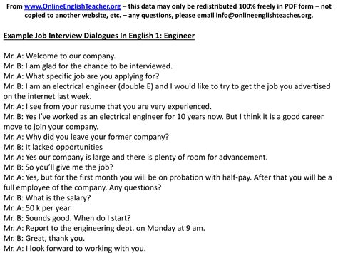 resume job interview dialogue example collection of job interview  example resume job interview