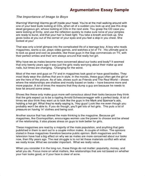 example of argumentative essay argumentative essay example youtube - What Is An Argumentative Essay Example