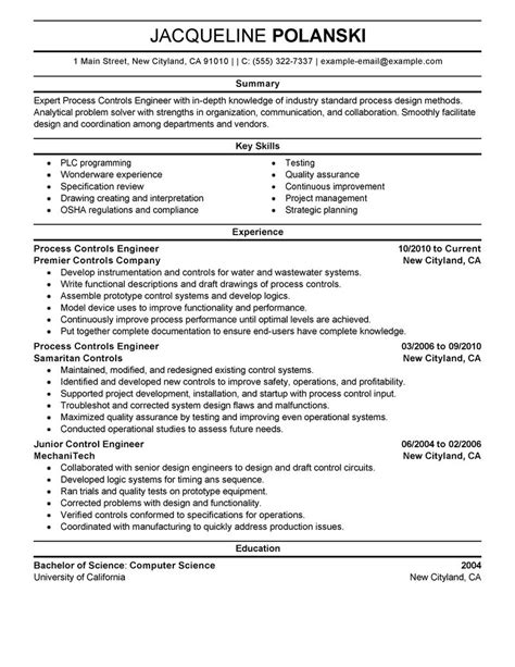 Example Resume Template Word Federal Resume Template 10 Free Word Excel Pdf Format