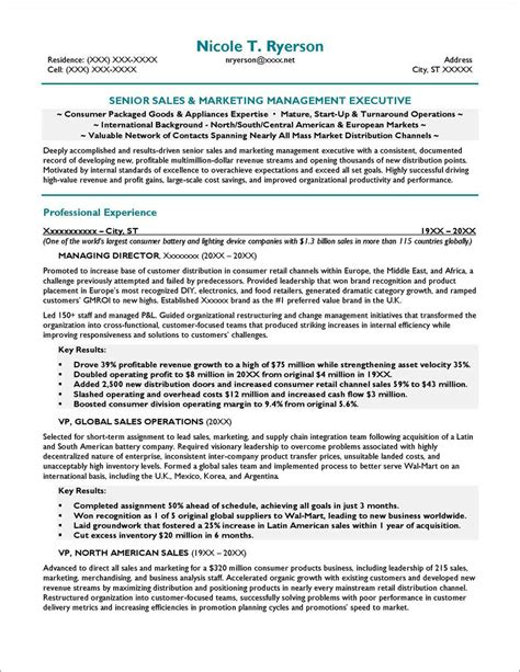 Executive Resume Branding Statement Objective Statements On Executive Resumes Are So Yesterday