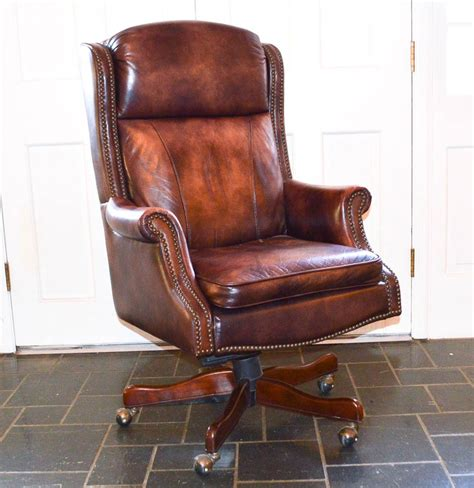 Executive Wingback Chair