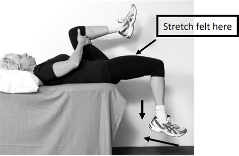 exercises for a hip flexor injury after hip replacement