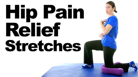exercises for osteoarthritis hip pain relief