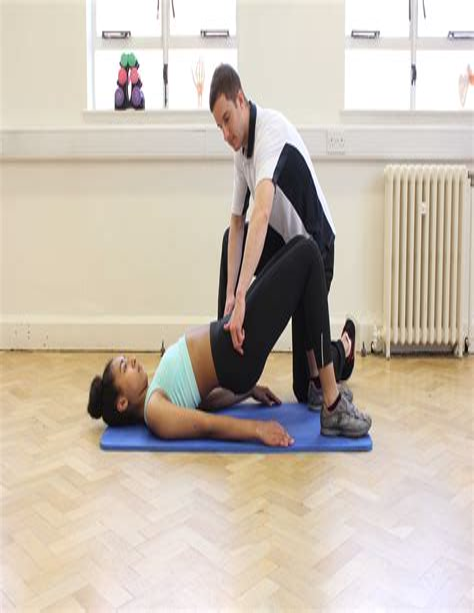 exercises for strained hip flexor muscles palpation techniques