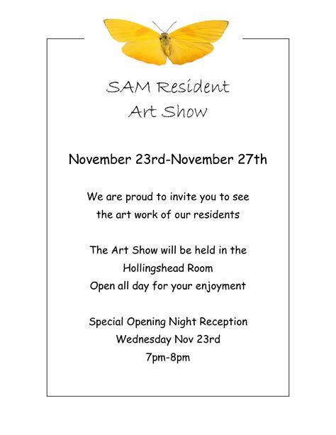 Sample letter of invitation to attend exhibition choice image exhibition invitation letter example resume writing service exhibition invitation letter example tips sample letter of invitation stopboris Gallery