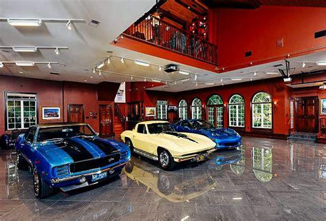 Exotic Garage Design