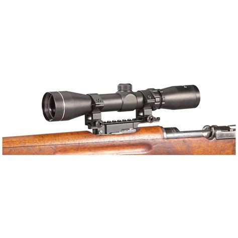Rifle-Scopes Extended Eye Relief Scopes Rifle.