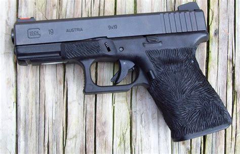 Glock-19 Extended Magazine Release For Glock 19.