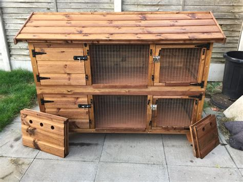 extra large indoor rabbit hutches