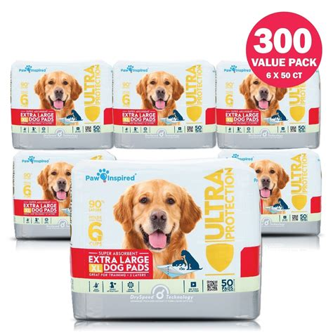 Extra Large Training Pads For Dogs