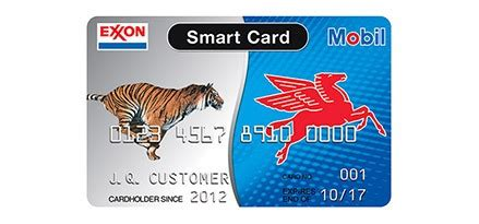 Exxon Credit Card Apr Exxon Mobil Smart Card What You Need To Know Credit