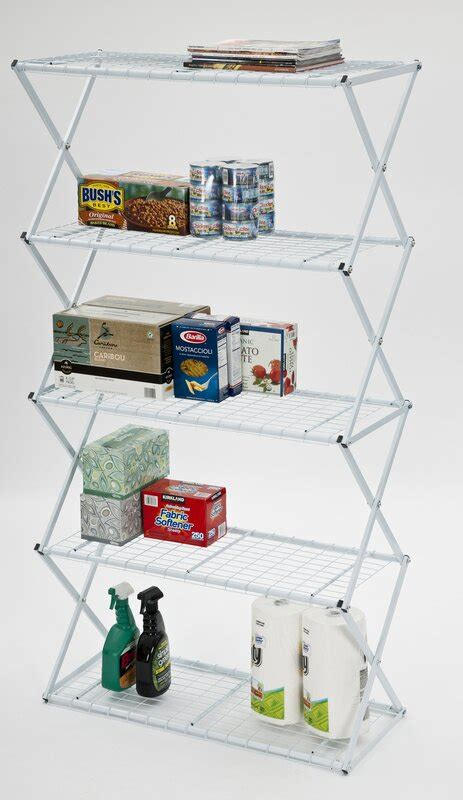 Exy 64 5 Shelf Shelving Unit