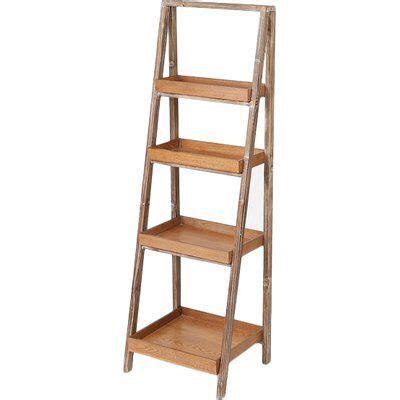 Fabela Ladder Bookcase