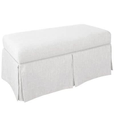 Fabric/Cotton Storage Bench