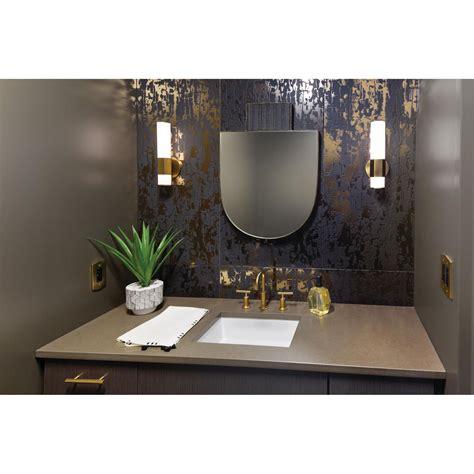 Facets 1-Light Vanity Light