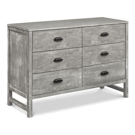 Fairway 6 Drawer Double Dresser byDaVinci