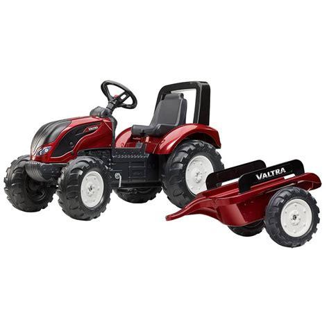 Falk Tractor Met Aanhanger