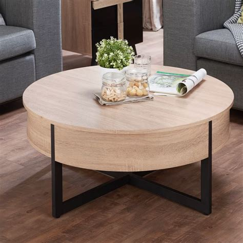 Fargo End Table With Storage