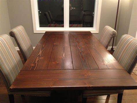Farmhouse Table Breadboard Ends