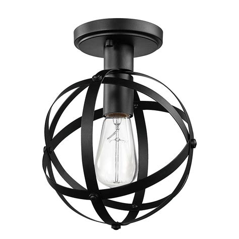 Farrah 1-Light Flush Mount