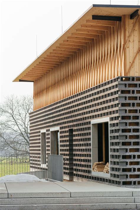 Fassadenverkleidung Holz Nachbildung