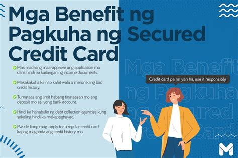 Credit Card Approval In The Philippines Fast Approval With A Secured Credit Card Moneymaxph