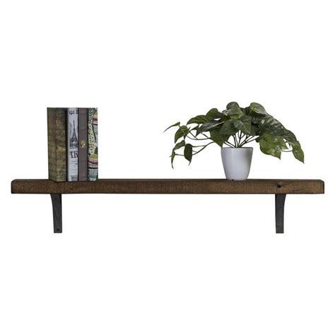 Faulkner Industrial Simple 3 Piece Wall Shelf Set