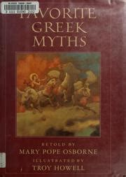 Read Books Favorite Greek Myths Online