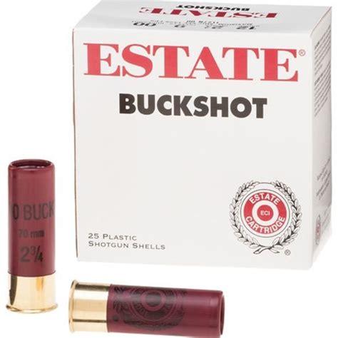 Ammunition Federal Estate Ammunition.