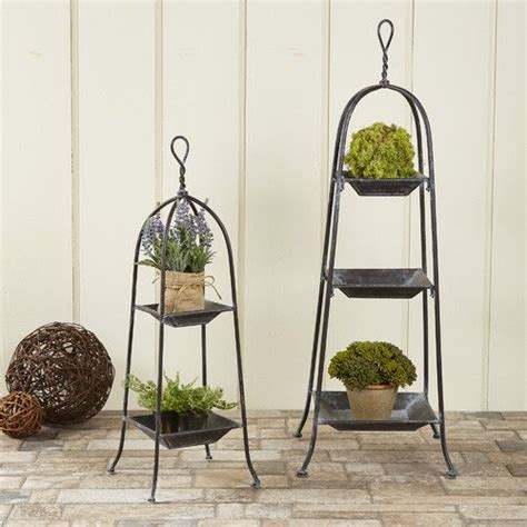 Felsted 3-Tier Plant Stand (Set of 2)