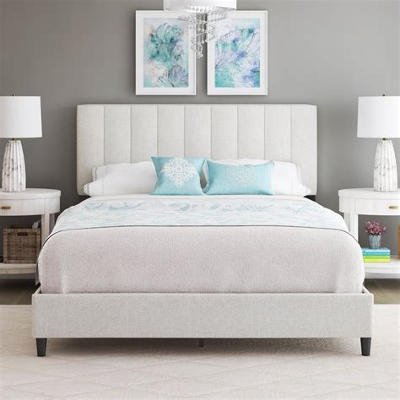 Fenagh Upholstered Panel Bed byWinston Porter